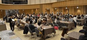 社員総会後の懇親会|企業様|ケータリング事例